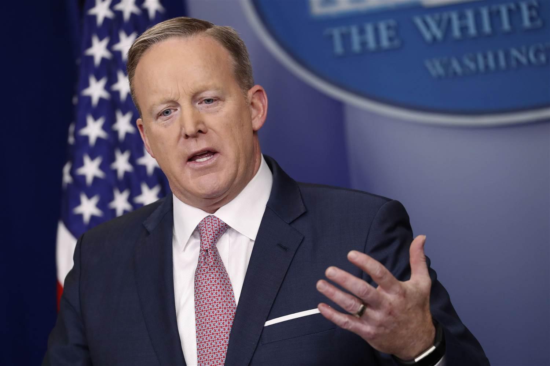 Press Secretary has no idea whether Trump will roll back LGBT ...