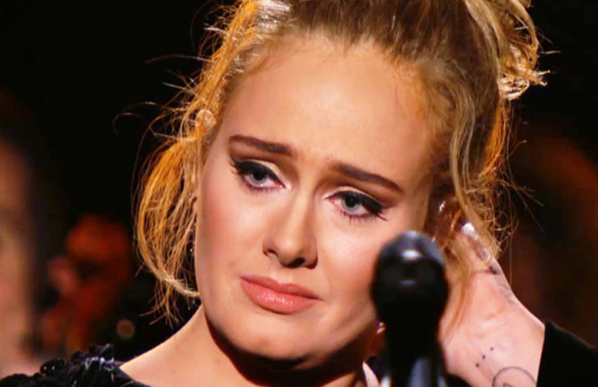 Breaking Adele Cancels Remainder Of Hometown Tour Citing Strained