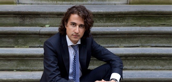 The Netherlands has a hot young Justin Trudeau lookalike on their hands