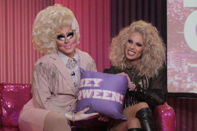 Trixie and katya dating apps