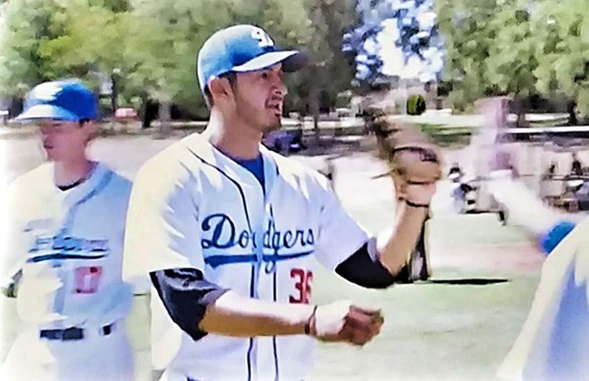 from Kole baseball gay player