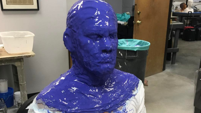 Josh Brolin preps for his Deadpool 2 role