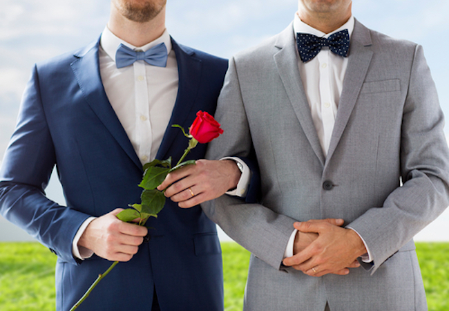 Thank why do gay men get married