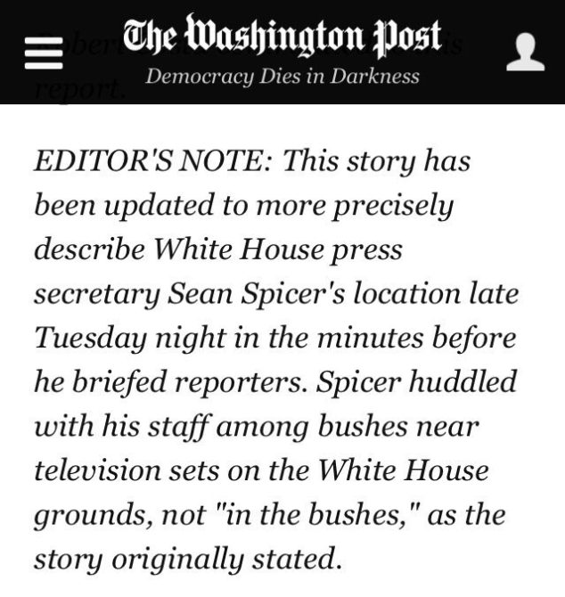 Hilarious memes of Sean Spicer hiding in the bushes will have you