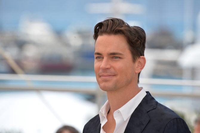 Matt Bomer Came Out To His Deeply Religious Texas Family It Didn T