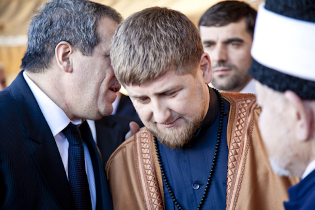 Russia Is Reportedly Investigating an Alleged Gay Purge in Chechnya