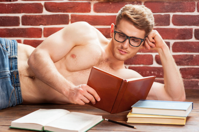 More and more guys are deleting Grindr and joining gay book ...
