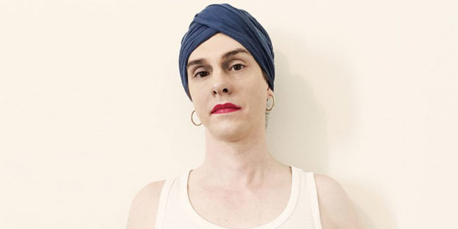 LCD Soundsystem's Gavin Russom has come out as transgender