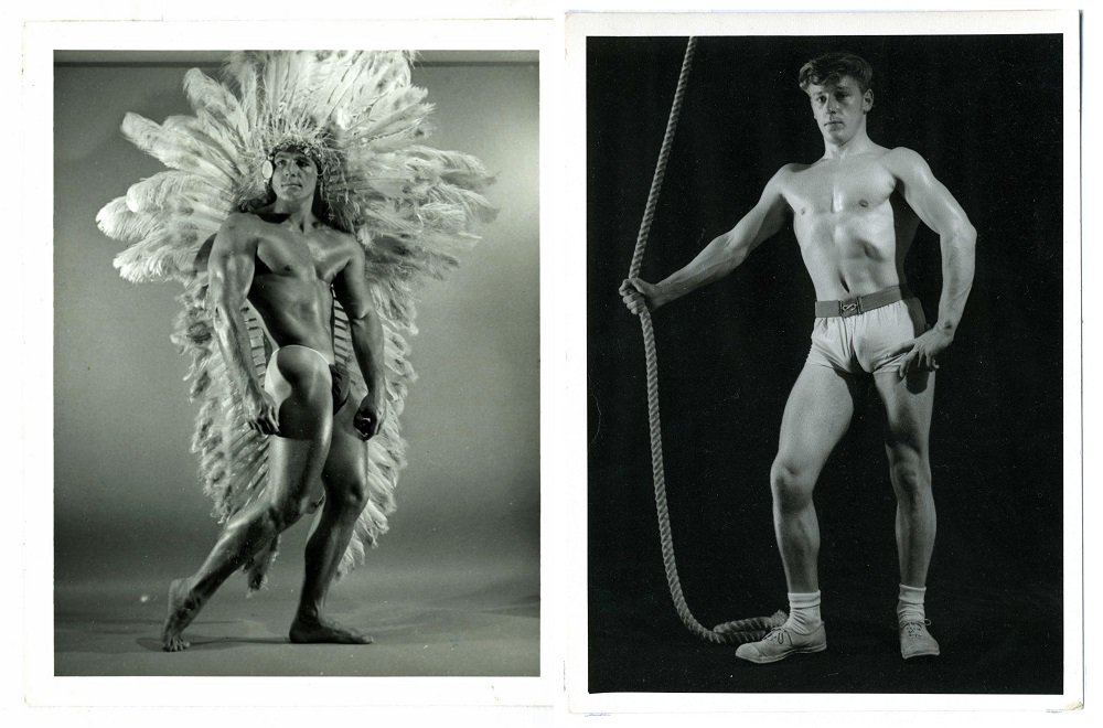New Exhibition Showcases The Worlds Best Vintage Gay Male -5219