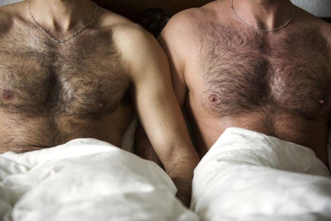 Free black gay men in porn