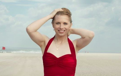 Chelsea Manning does beach photo shoot for Vogue's September issue