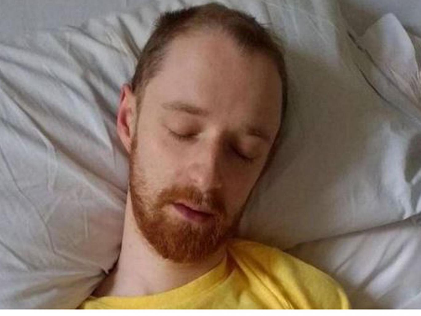 A gay man left for dead in a suspected hate