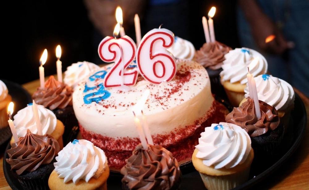 Икона, фото день рождения 26 лет