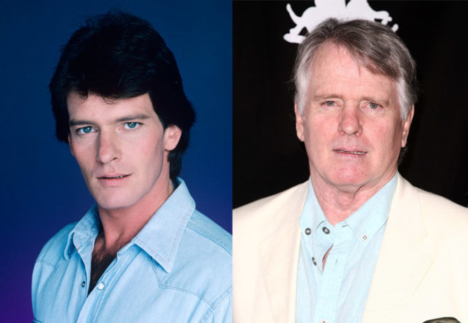 Dynasty Star Gordon Thomson 72 Comes Out As Gay Queerty