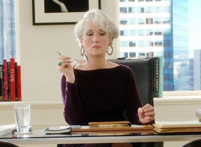 """138c901781ef1 This deleted """"The Devil Wears Prada"""" scene would have changed ..."""