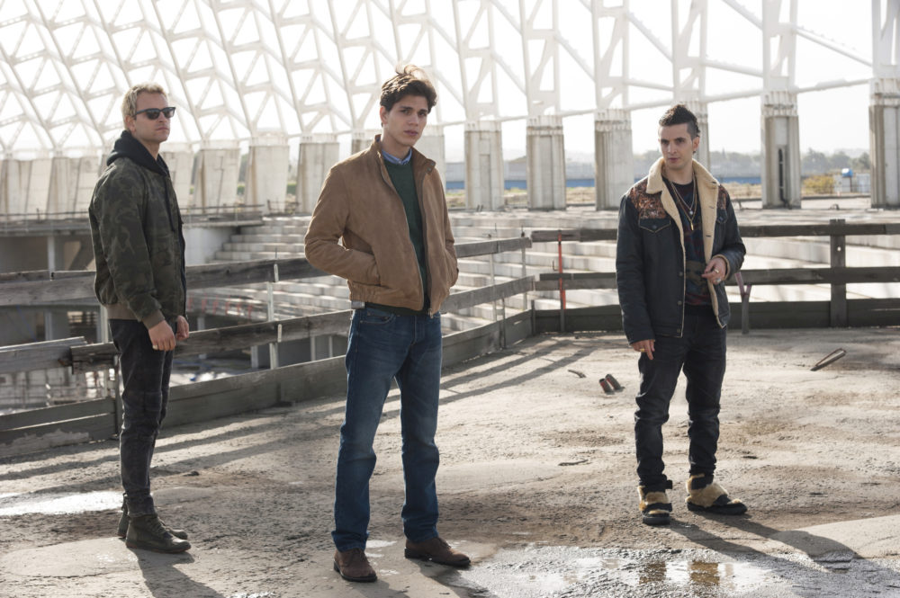 Suburra's young gangsters