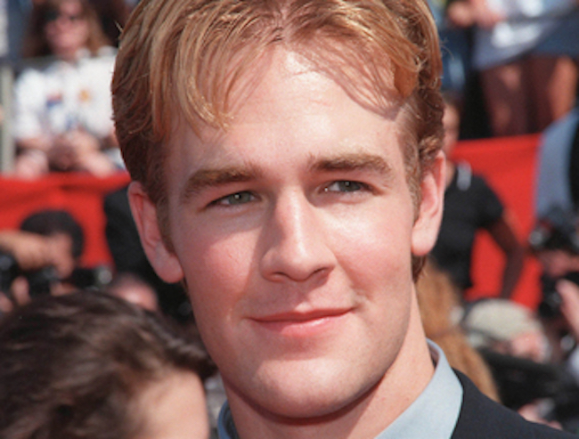 James van der beek naked Nude Photos 10