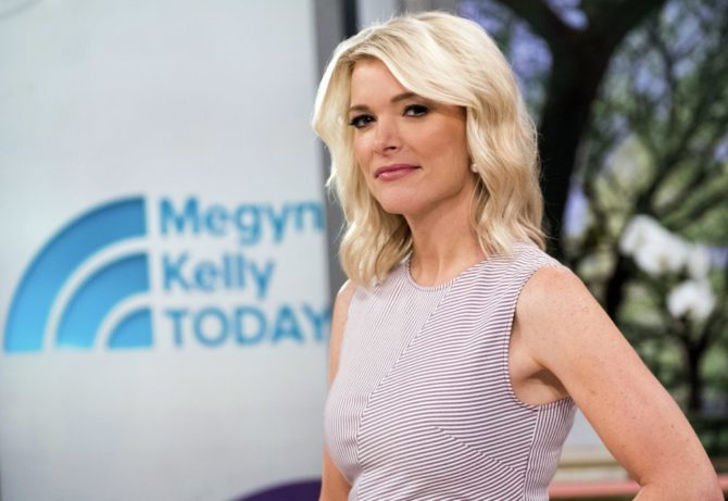 Megyn Kelly Today show