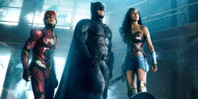 Flashpoint: Batman's Arc Is A Big Part Of The Movie