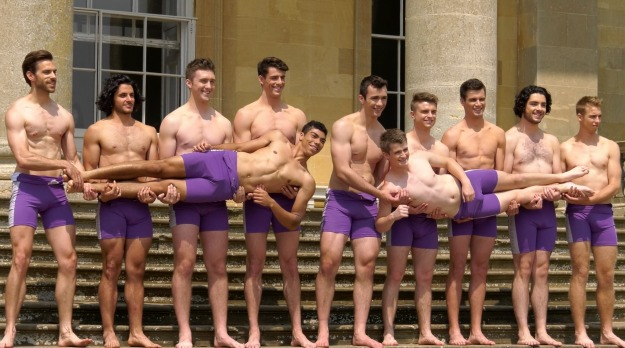 Russia Bans Warwick Rowers Naked Calendar As