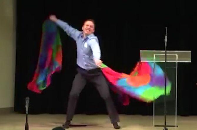 Dancerdude gay