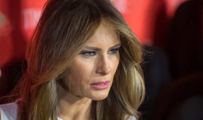 Melania Trump Definitely Did Not Want to Be First Lady, New Report Confirms Again