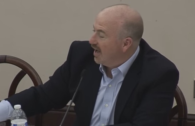 State Rep. Daryl Metcalfe: Can't touch this
