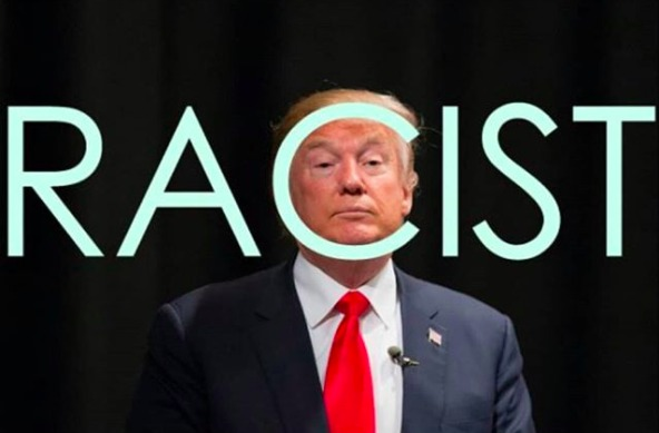Image result for trump looking stupid and racist
