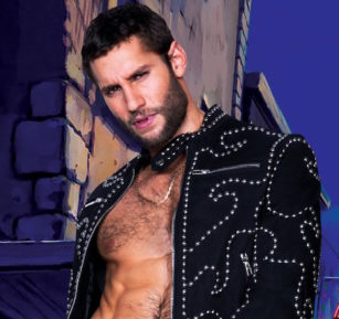 Chiseled chef Franco Noreiga loses all the clothing for revealing Paper Magazine photoshoot