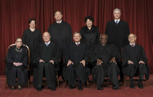 Guess which two SCOTUS justices were caught cozying up with leaders of an antigay hate group