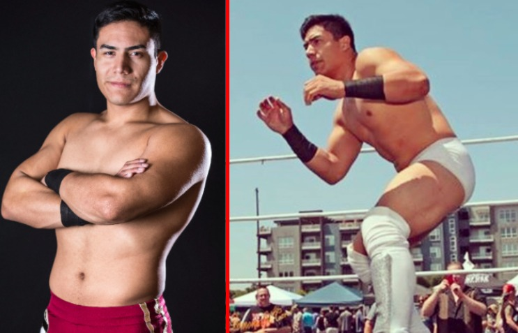 Gay wrestler that came out