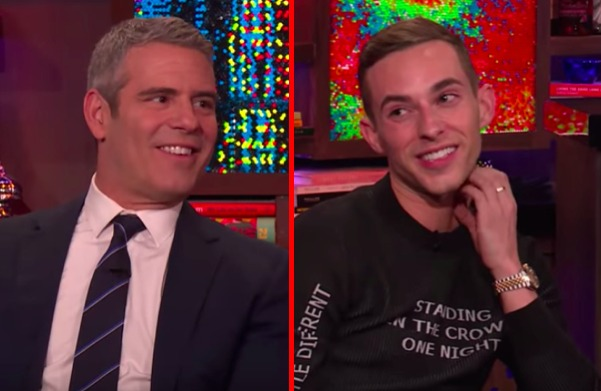 Adam Rippon and Reese Witherspoon Finally Meet Their Heroes: Each Other