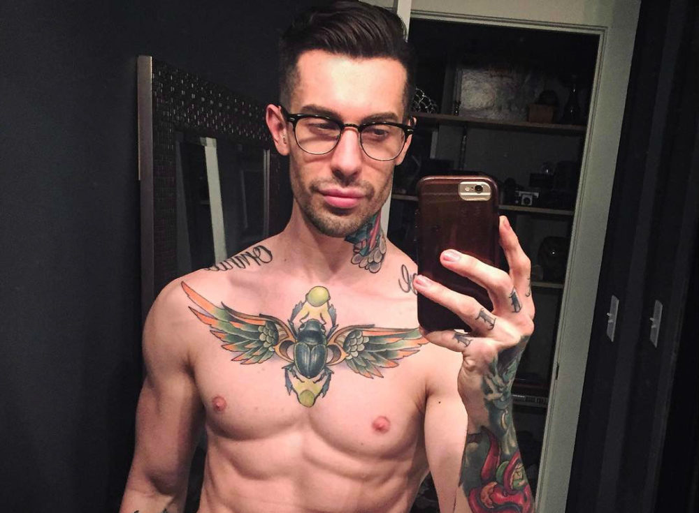 kameron michaels out of drag