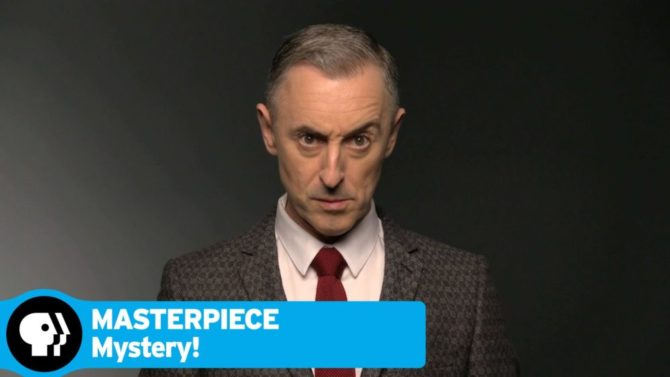 Unstoppable Alan Cumming makes TV history as gay detective