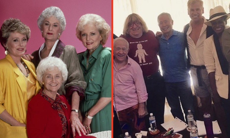 silver foxes tv show
