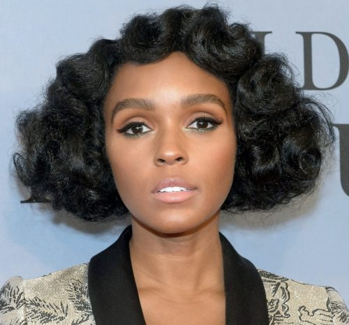 American musical recording artist, actress, and model Janelle Monáe