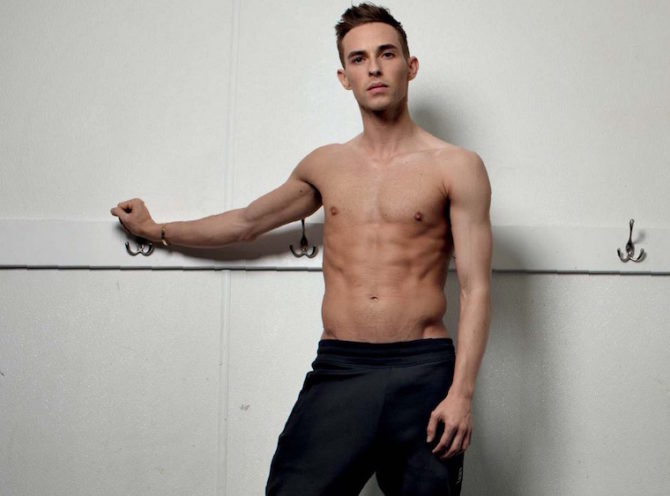 Adam Rippon And Tonya Harding Are Competing On