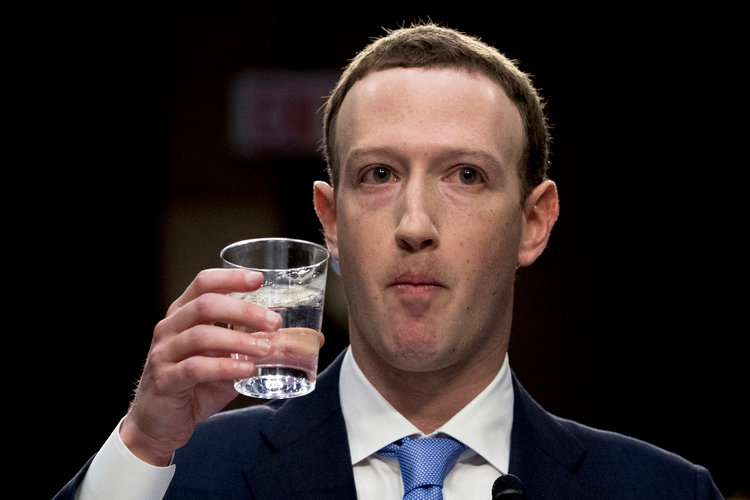Second day of USA congressional hearings awaits Facebook CEO Zuckerberg