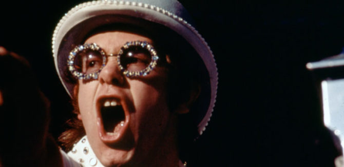 Meet the guy cast to play Elton John in a new biopic. Uncanny!