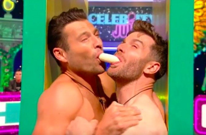 Gay oral orgasim vid