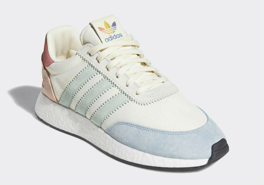 Queerty Adidas Sneakers Celebrates Limited Pride Four With