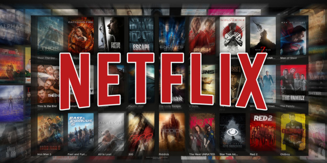 Netflix Canada bursts out of the closet: 'We're the gay one'