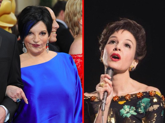 Liza Minnelli doesn't mince words when expressing her