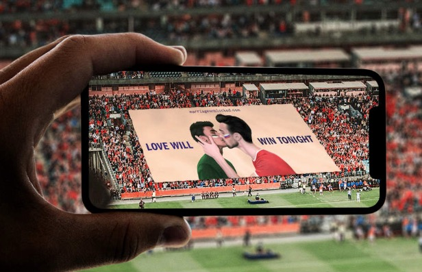 The secret gay message hiding in plain sight at the World Cup opener