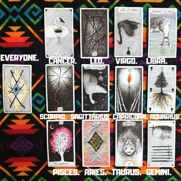 Tarotscopes that SLAY: Get your astrology read for filth