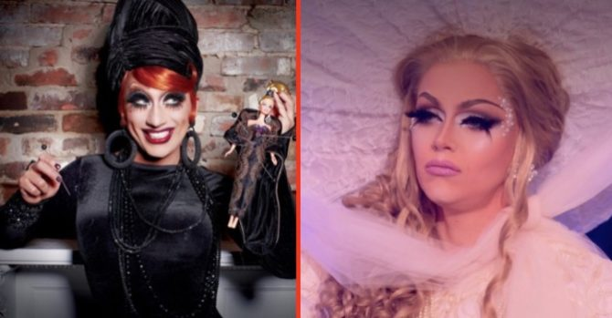 Bianca Del Rio launches series of Blair St  Clair rape jokes and the
