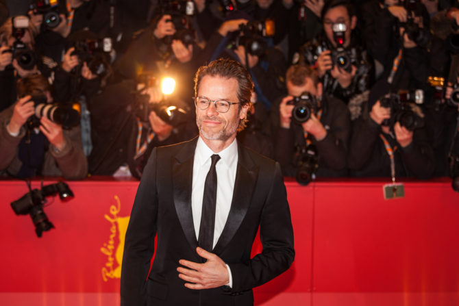 Berlin, Germany - February 16, 2016 - Actor Guy Pearce attends the 'Genius' premiere during the 66th Berlinale International Film Festival
