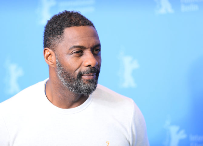 "Idris Elba says it's ""nonsense"" to pressure Hollywood to cast gay actors in  gay roles"