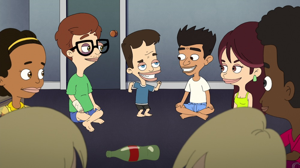 Big Mouth, Netflix