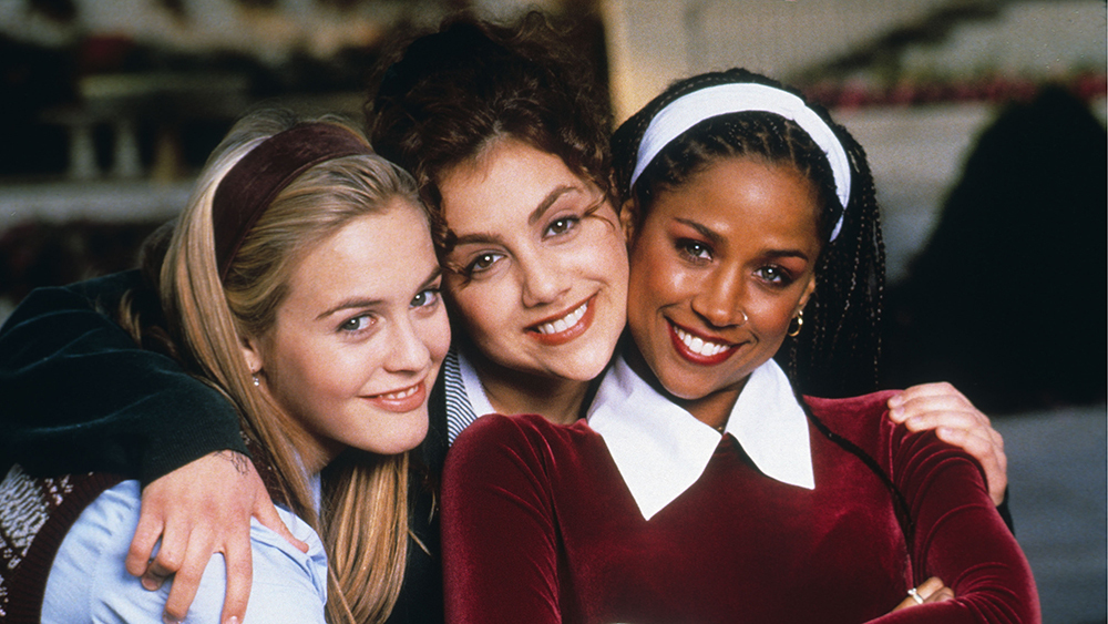 Clueless, 1995, reboot, remake, Alicia Silverstone, Stacey Dash